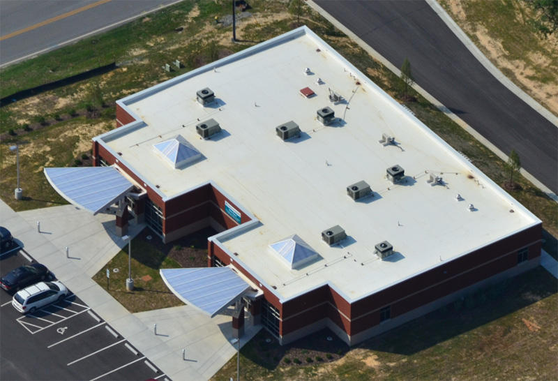 J Bartholomew Construction Commercial Roofing Projects